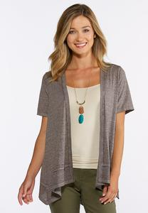 Criss Cross Back Cardigan
