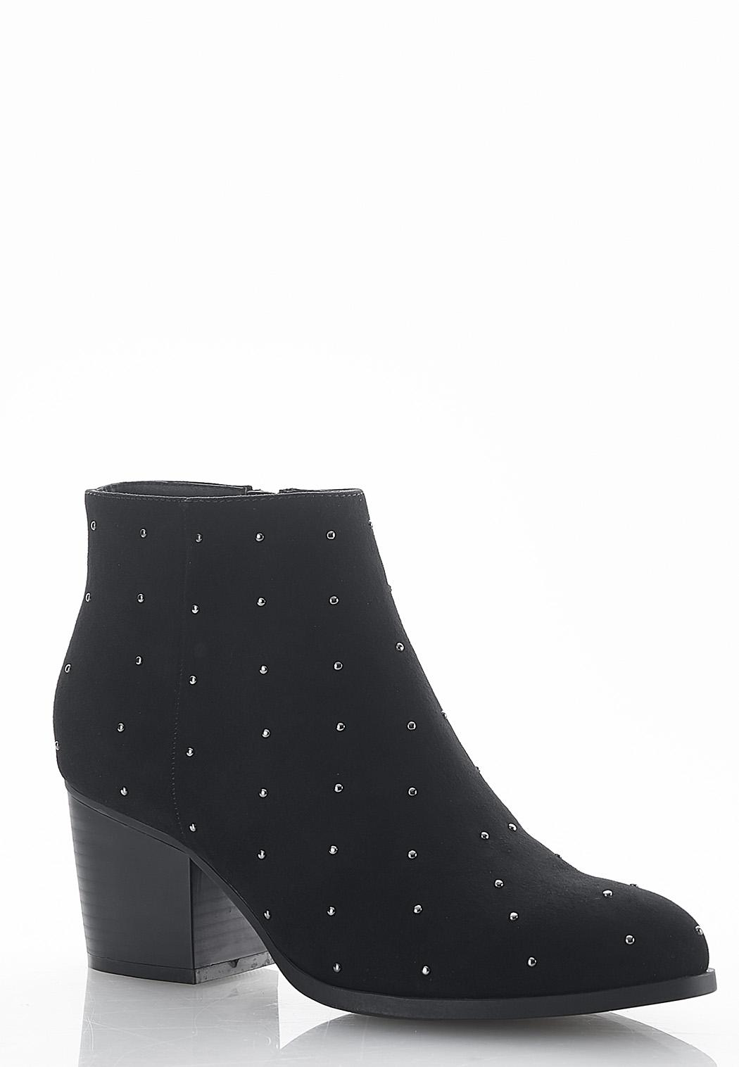 4c5fbed5e Pin Stud Ankle Boots alternate view · Pin Stud Ankle Boots
