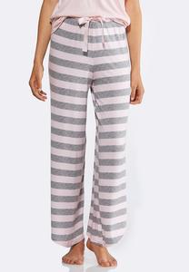 Striped Sleep Pants