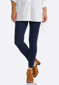 Plus Extended The Perfect Navy Leggings