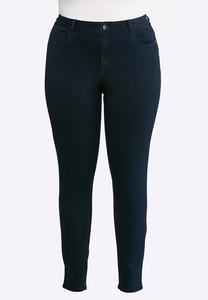 Plus Extended Classic Uplifting Jeggings