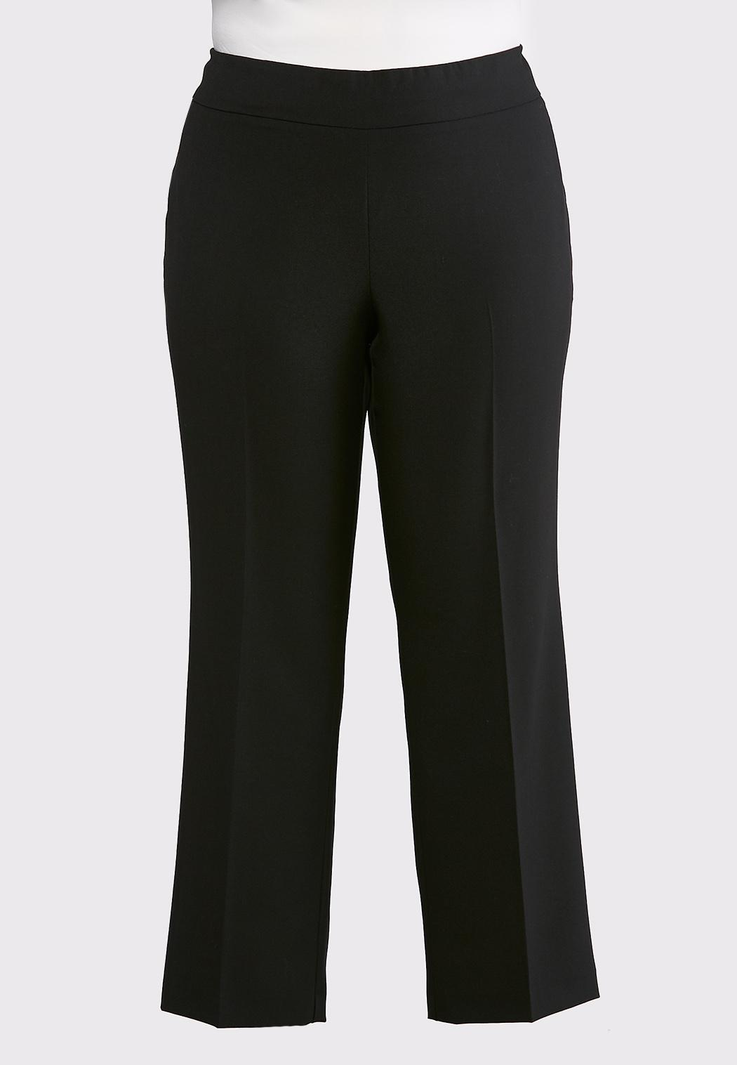 Womens Plus Size Pants Tendencies Navy Chinos Short 30