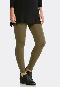 Plus Extended The Perfect Olive Leggings