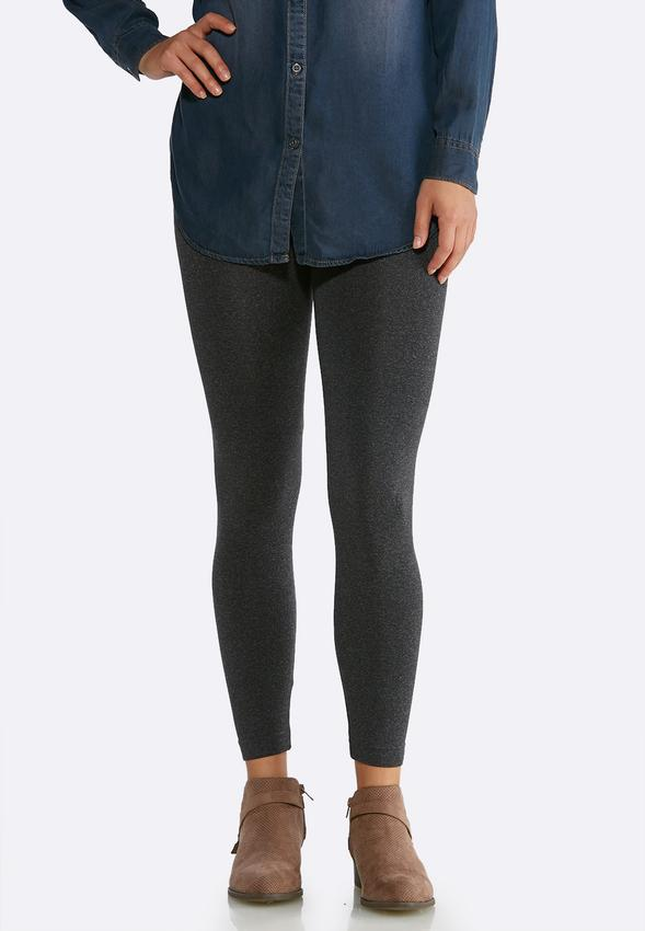 Plus Size The Perfect Charcoal Leggings Shape Enhancing Cato Fashions