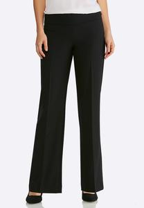 Pull-On Trouser Pants