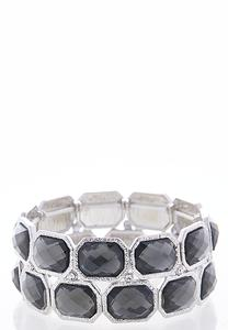 Two Row Stretch Bracelet