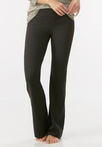 Essential Black Yoga Pants