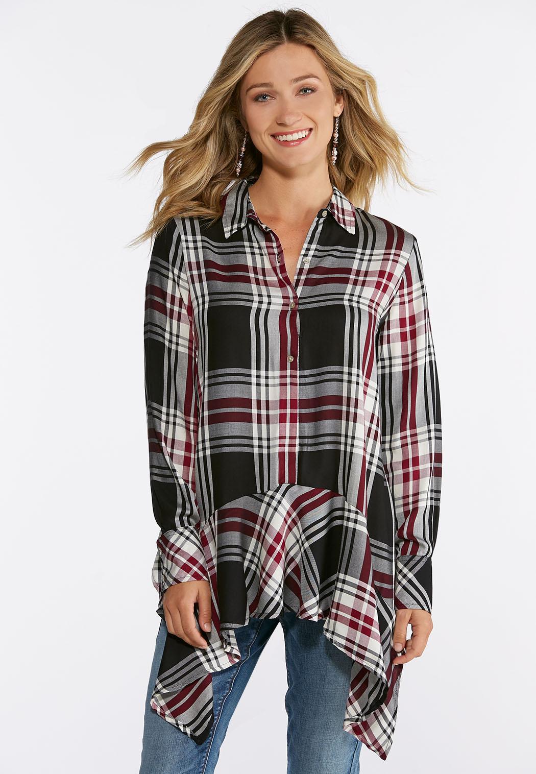 cbd812e577 Womens Denim Shirt With Pearl Snaps - BCD Tofu House
