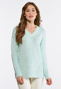 Plus Size Cozy Nub Sweater