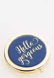 Hello Gorgeous Compact Mirror