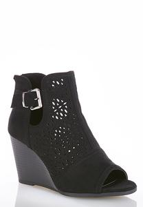 Laser Cut Wedge Shooties
