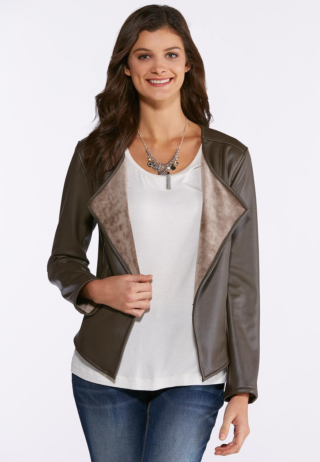 Women S Jackets Vests