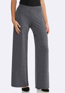 Speckled Palazzo Pants