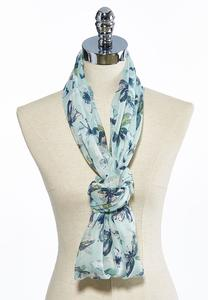 Butterfly Breeze Infinity Scarf