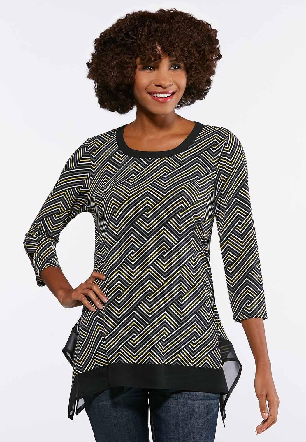 106024c7bfcf3 Women s Plus Size Tees   Knit Tops