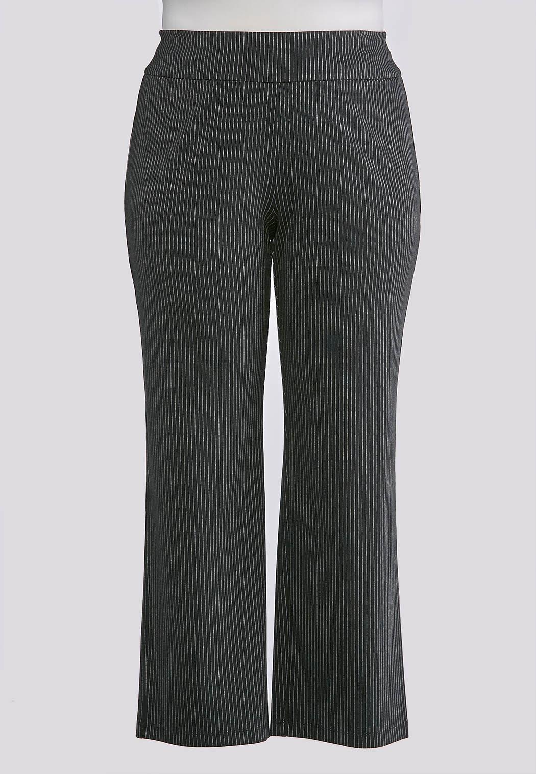 1ff317e114b Women s Plus Size Straight Leg Pants