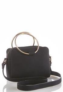 Ring Handle Mini Crossbody