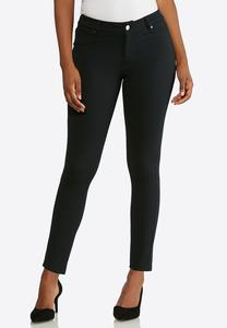 Essential Ponte Skinny Ankle Pants