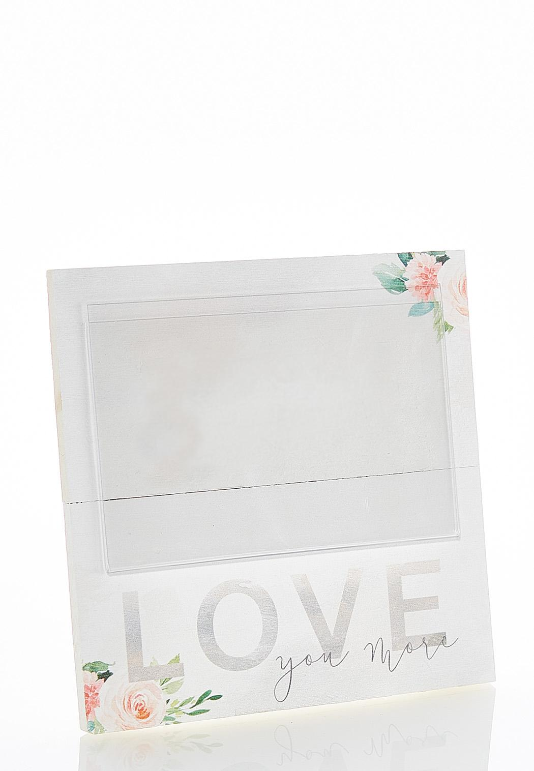 Love You More Frame Home Gifts Cato Fashions