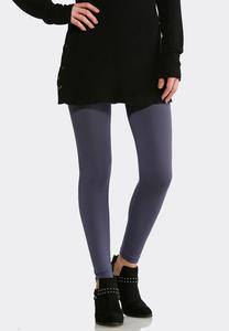 Plus Extended The Perfect Blue Shadow Leggings