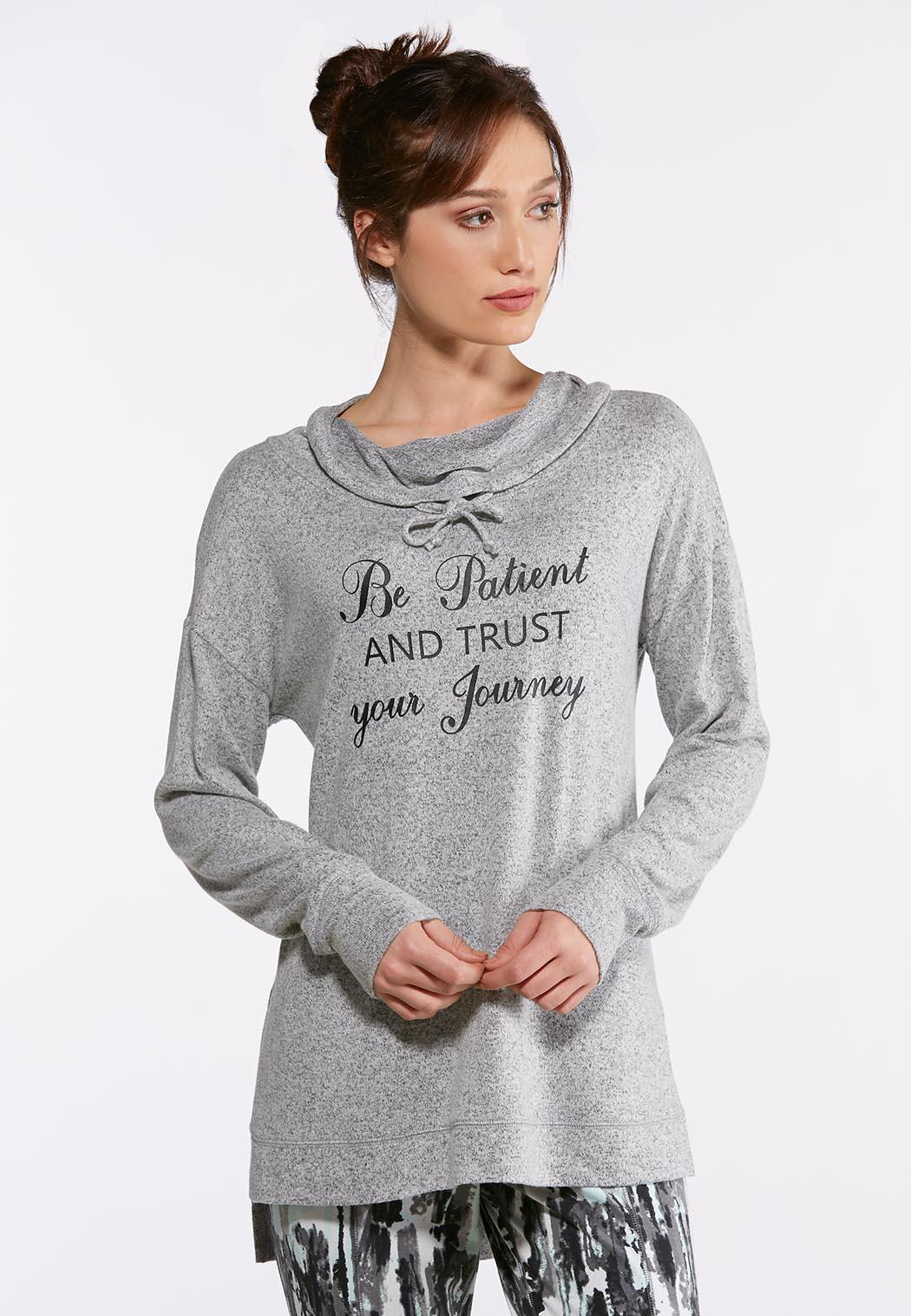 6b35a21f87649 Trust Your Journey Top alternate view Trust Your Journey Top