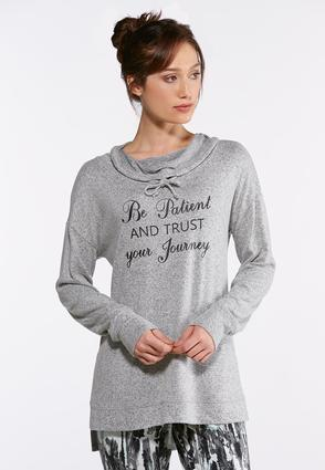 Trust Your Journey Top