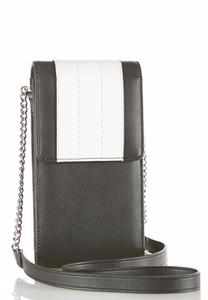 Colorblock Cellphone Crossbody