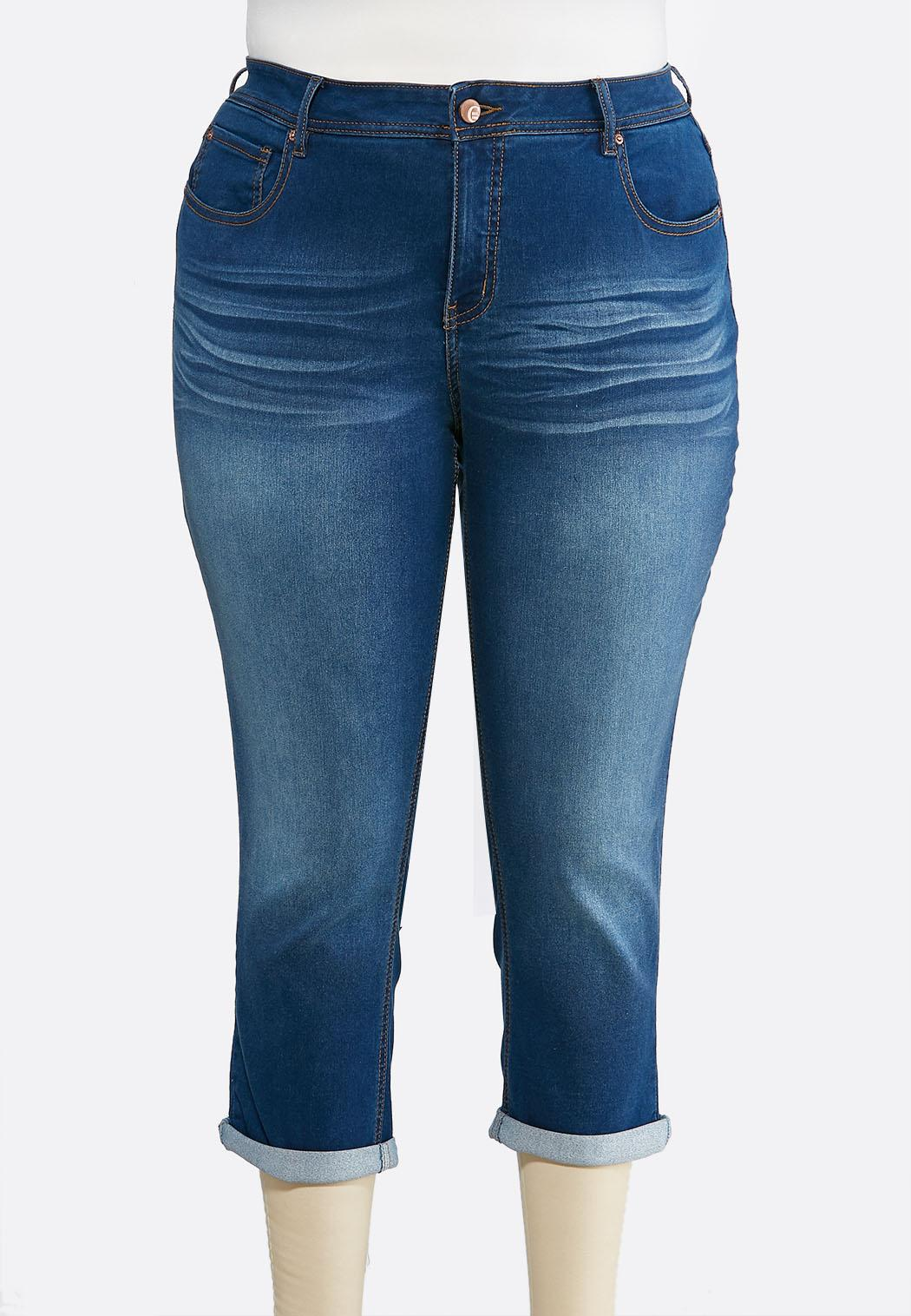 Plus Size Flattering Skinny Jeans