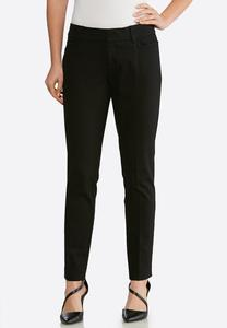 Shape Enhancing Ankle Pants