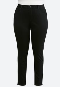 Plus Size The Perfect Black Jeans