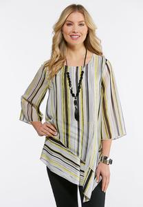 Striped Layered Tunic