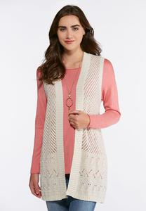 Womens Plus Size Sweater Vests
