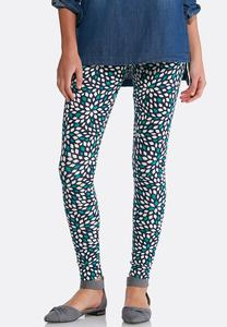 Floral Breeze Leggings