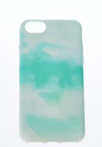 Marbleized iPhone Case