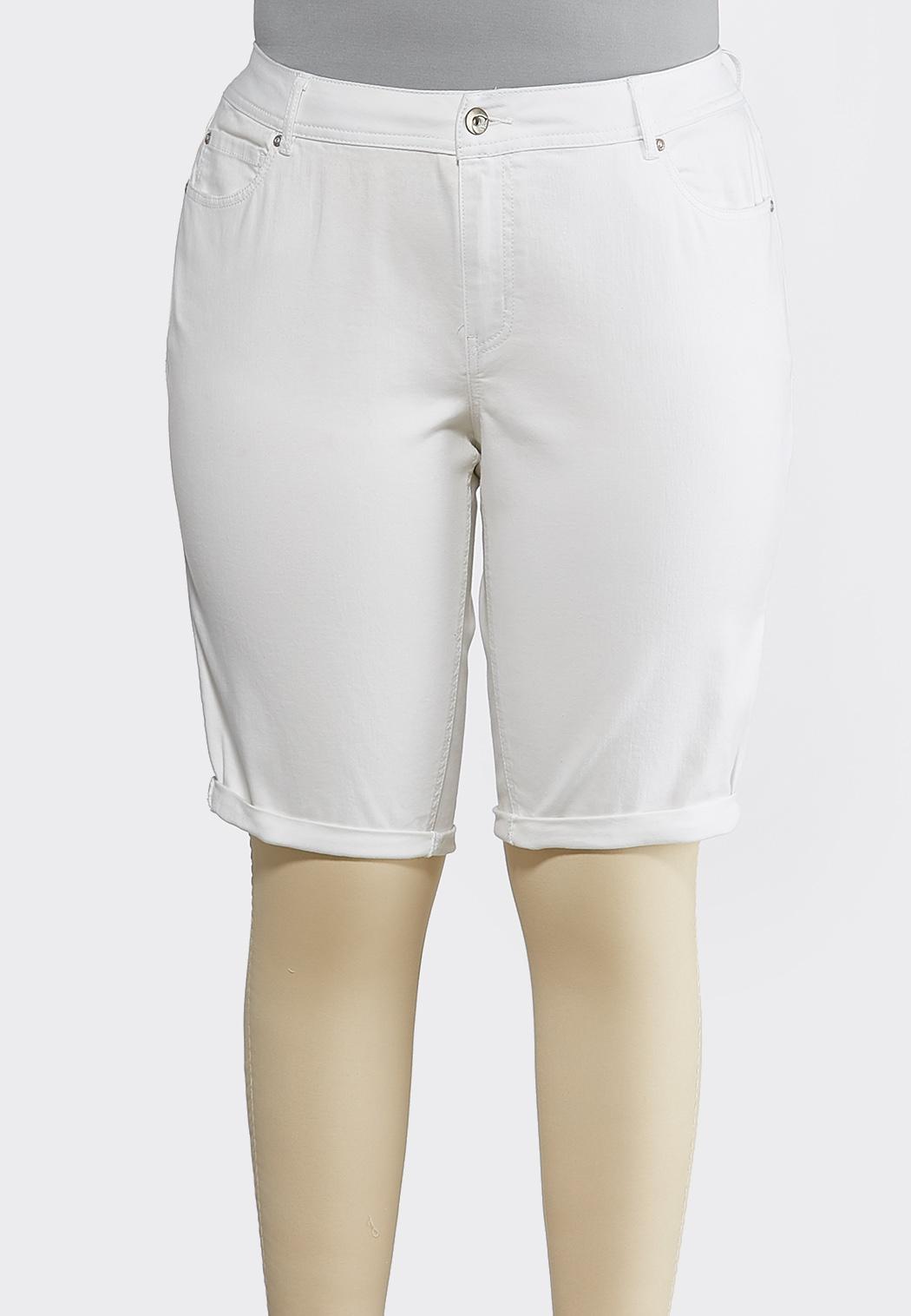 5e7ed8523ed Women s Plus Size Shorts