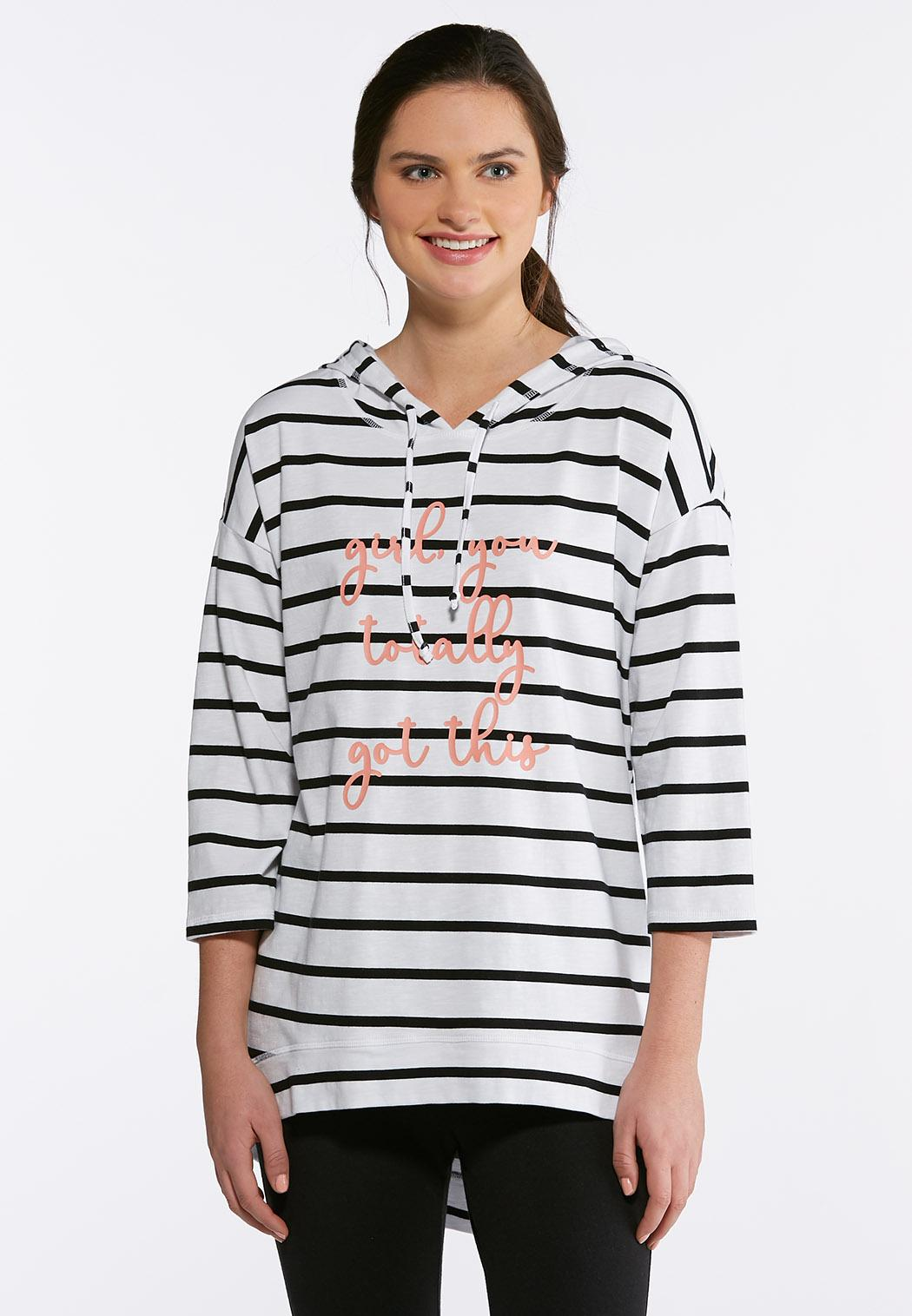 Stripe Totally Got This Top