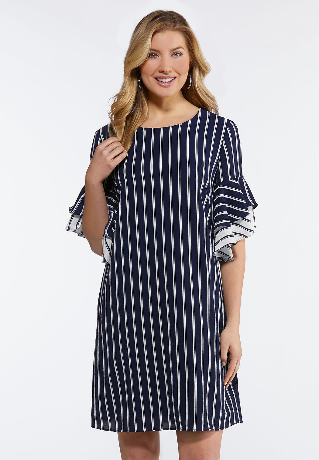 Plus Size Women s A-line and Swing Dresses 702ecb452