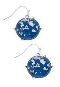 Glitter Speck Stone Earrings