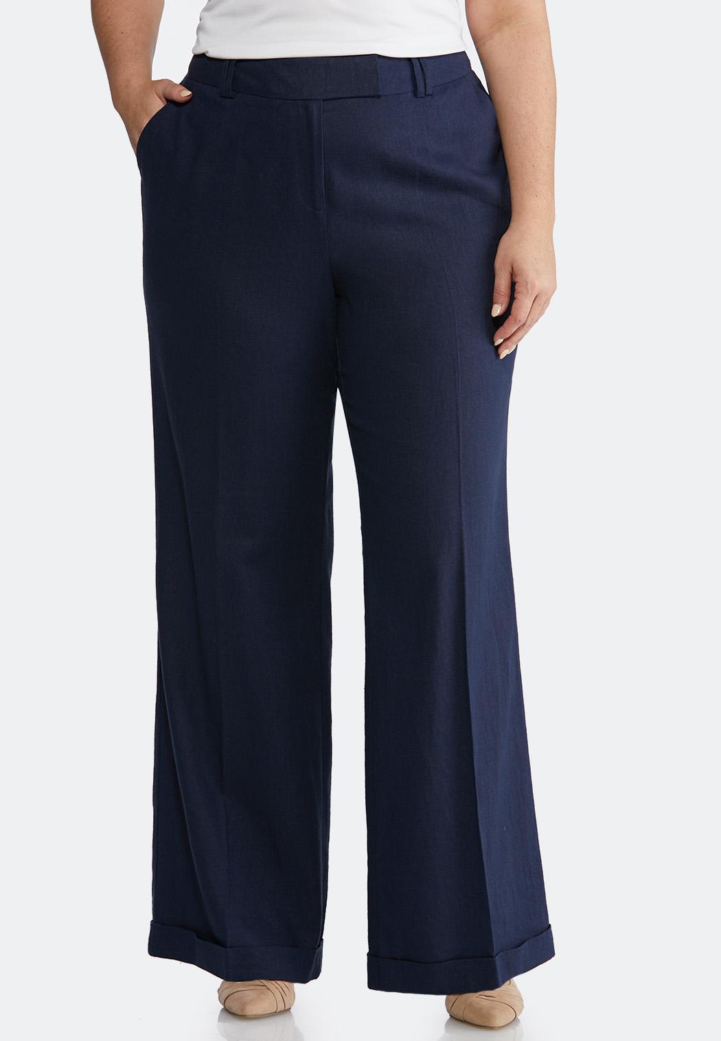 b0b9995a001 Women s Plus Size Trousers