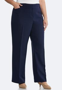 Plus Petite Shape Enhancing Trouser Pants