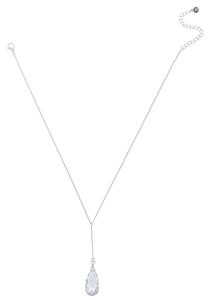 Cubic Zirconia Y-Necklace