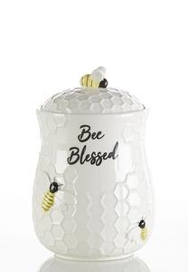 Bee Blessings Jar