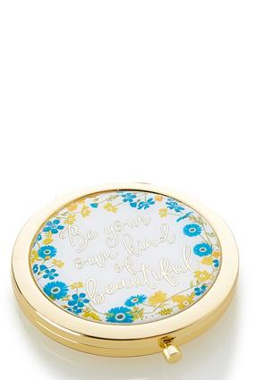 Be Beautiful Compact Mirror