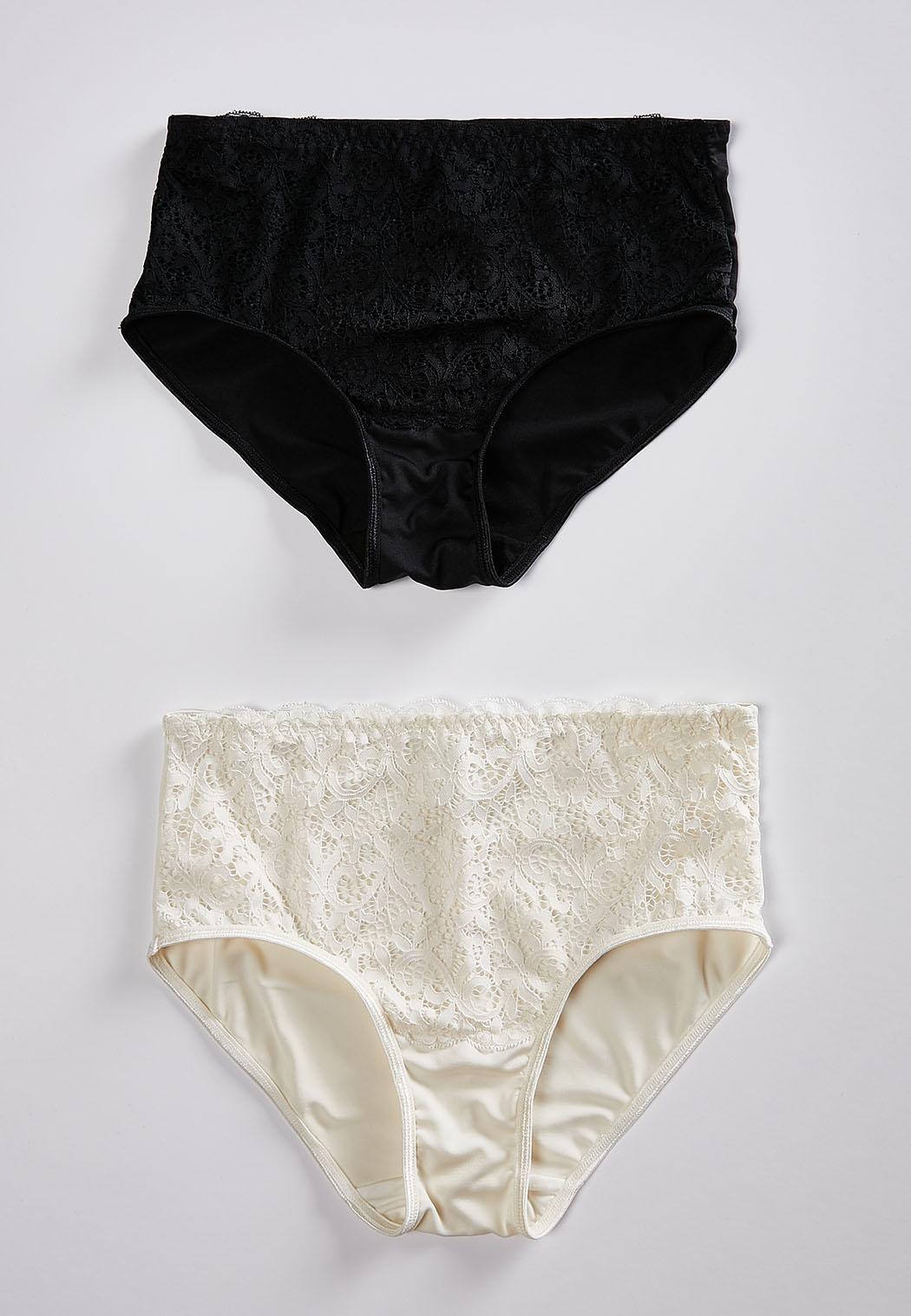 4cb42d9046 High Waist Lace Panty Set Panties Cato Fashions