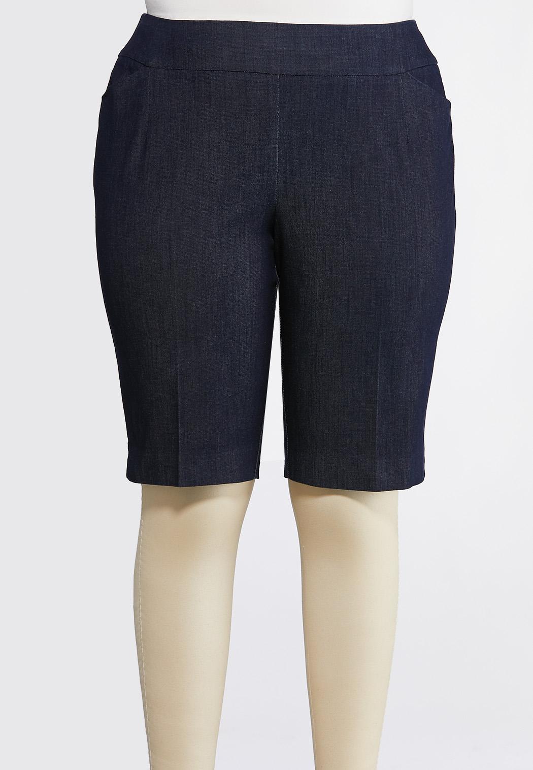 d05a3c9efd493 Women s Plus Size Shorts