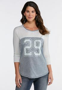Burnout Sports Tee