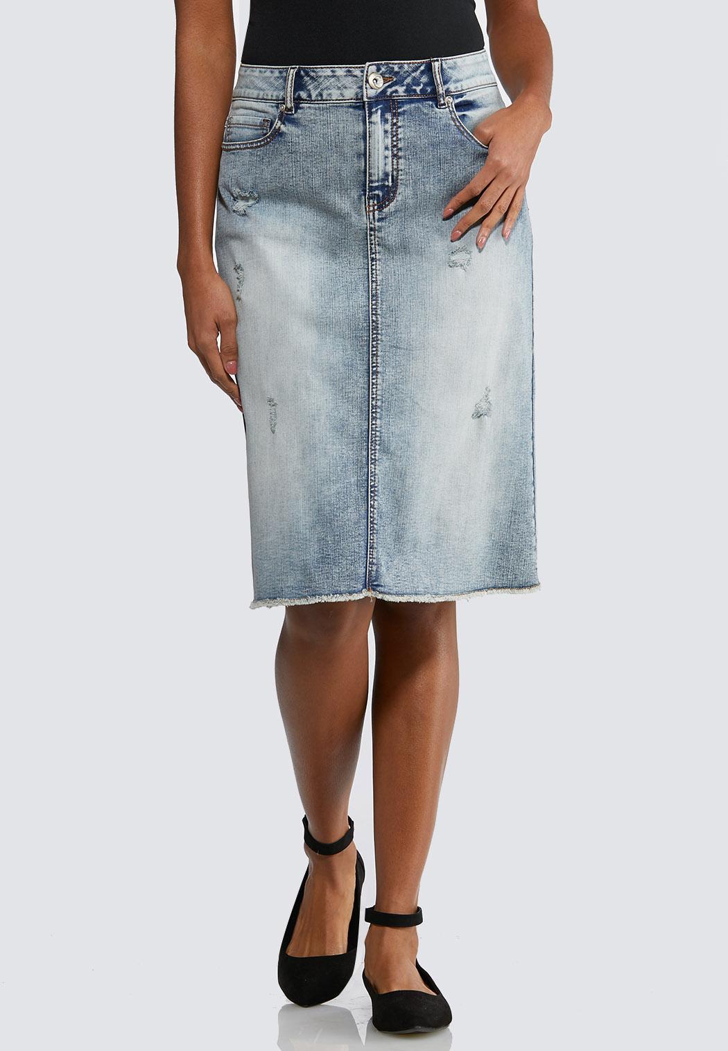 fb5c1dda3 Women's Denim Skirts