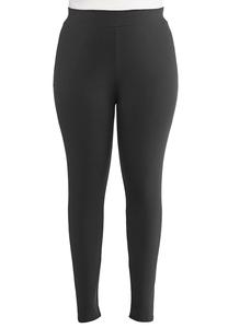 Plus Extended Essential Leggings
