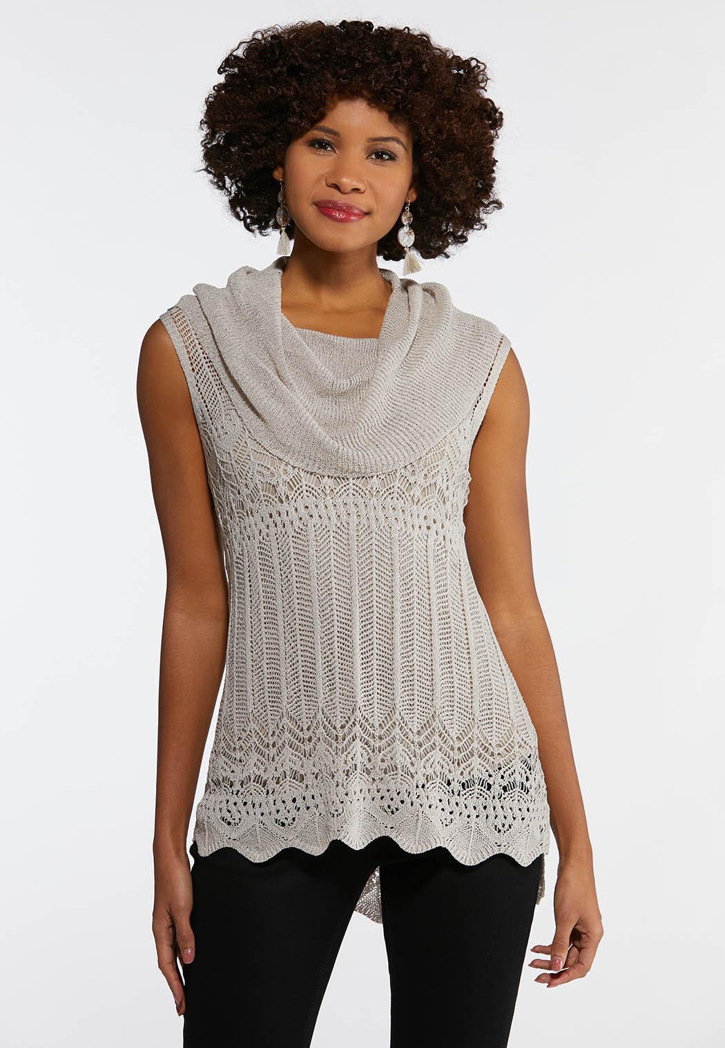 da27812f17 Cowl Neck Sweater Pullovers Cato Fashions