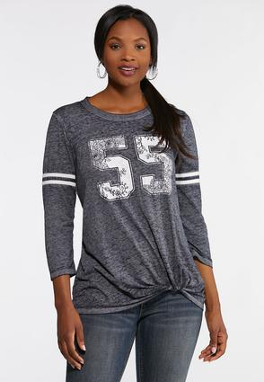 Knotted 55 Sport Tee